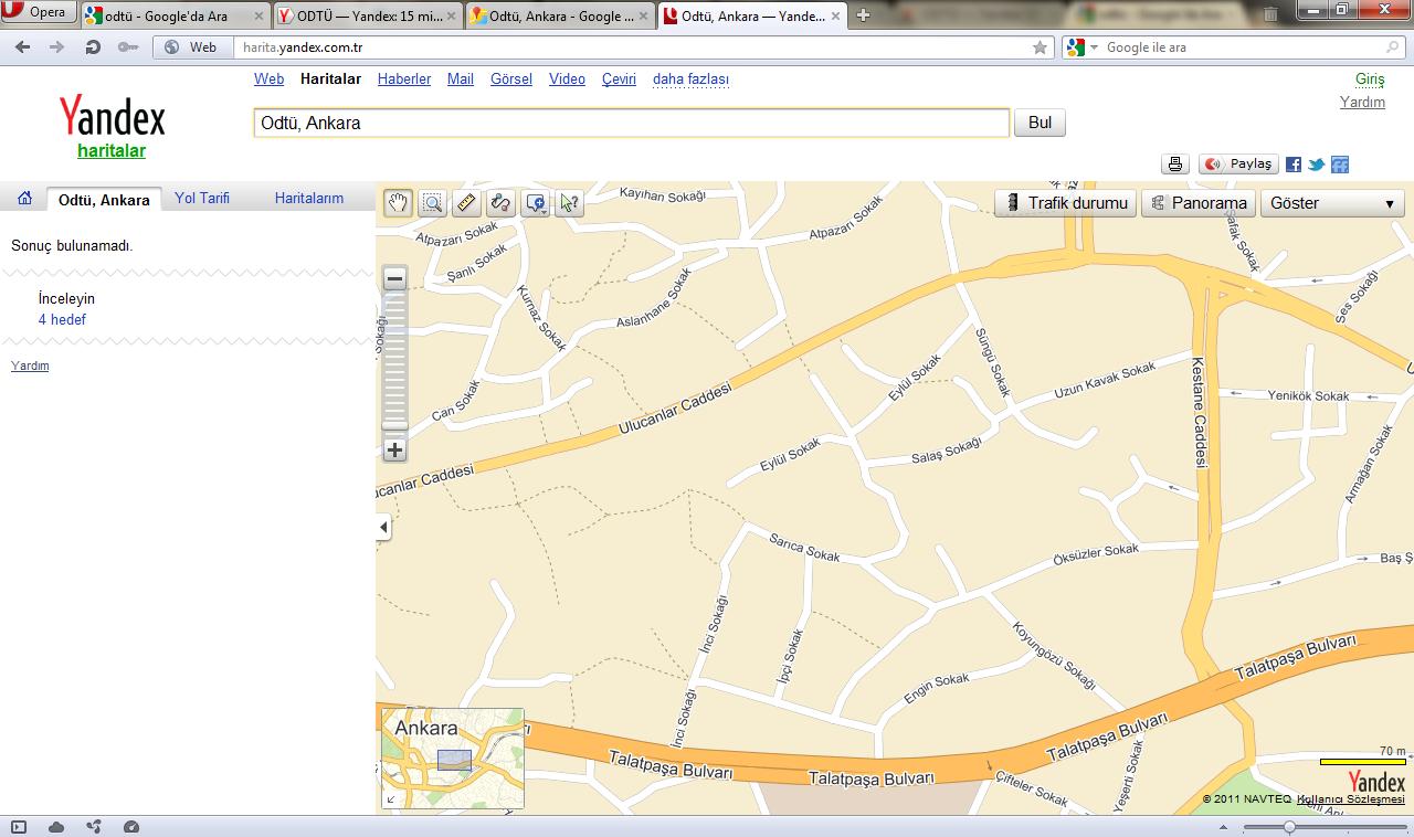 Yandex algoritması hakkında her şey